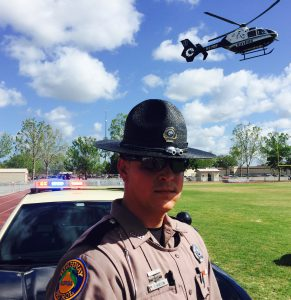 FHP Trooper Green