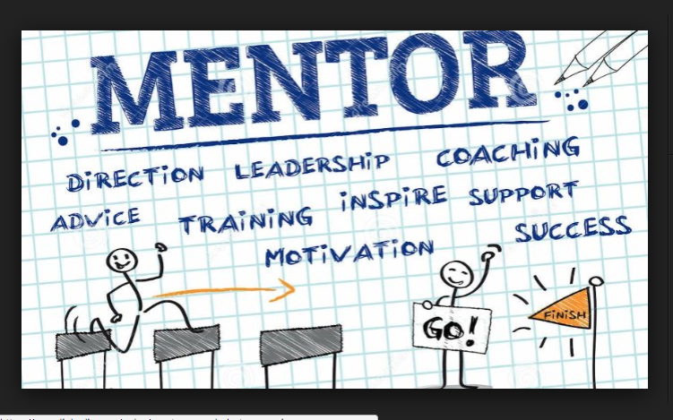 "Would you like to be a ""Mentor"" to a high school student?"