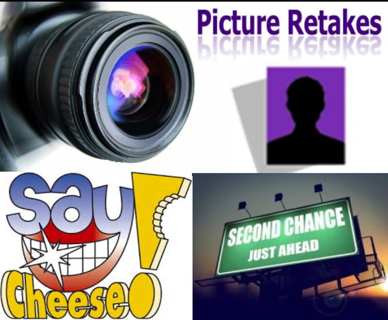 Picture Retakes & Yearbooks