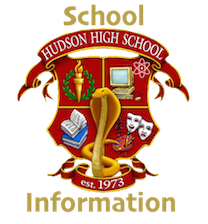 HHS School Information Icon