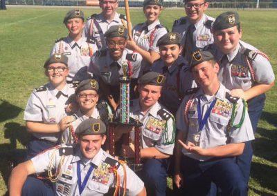 Hudson ROTC Drill Champs #2