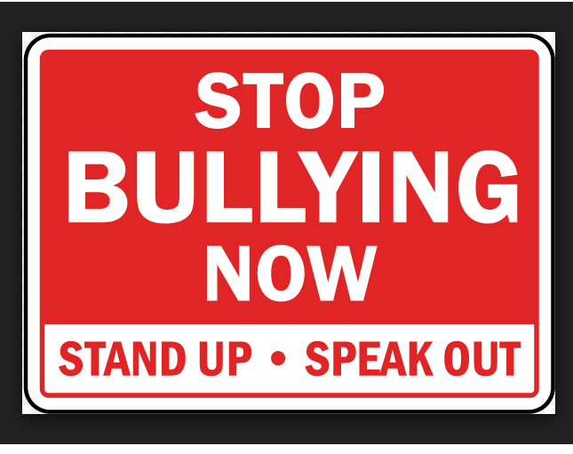 Stop Bullying – Information and Reporting