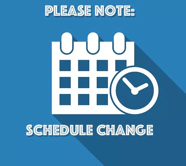 2018 Summer Exam Schedule