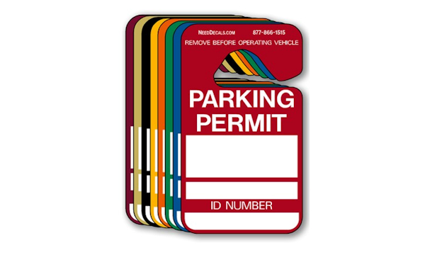 Students MUST have a Parking Pass by Monday, August 27, 2018