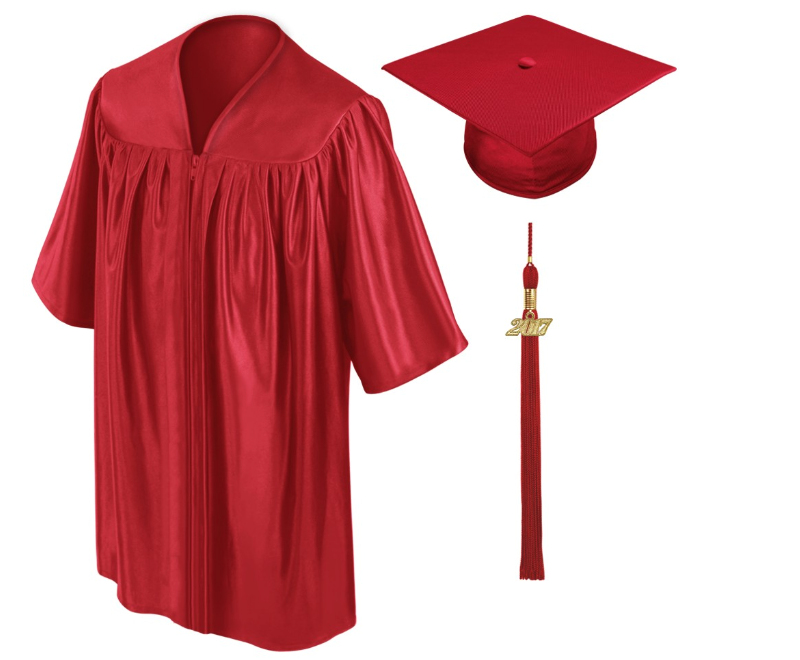 Senior Cap & Gowns Order